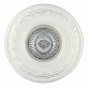 Гипсовый светильники встраеваемый под MR 16  AZ-21