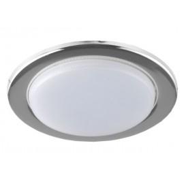 Светодиодный встраеваемый светильник LDL-GX53 с лампой 7W