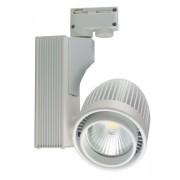 Трековый светодиодный светильник DLP 30 LED 30W WH