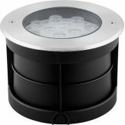 SP2703 светильник LED тротуарный (грунтовый)  36W 2700k, 6400k, 230V IP67