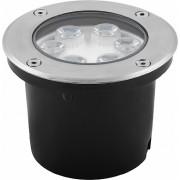 SP4112 светильник LED тротуарный (грунтовый)  6W 2700k, 6400k, 230V IP67