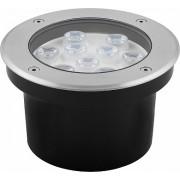 SP4113 светильник LED тротуарный (грунтовый)   9W 2700k, 6400k, 230V IP67