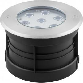 SP4314 Lux светильник LED тротуарный (грунтовый)  7W RGB 230V IP67