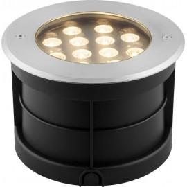 SP4315 Lux светильник LED тротуарный (грунтовый)12W RGB 230V IP67
