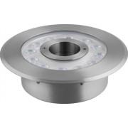 LL-876 Lux светодиодный светильник подводный  12W RGB 24V IP68  D215xH90