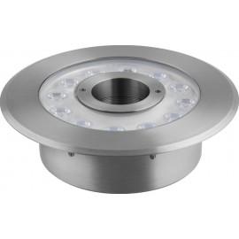 LL-876 Lux светодиодный светильник подводный  12W RGB 24V IP68