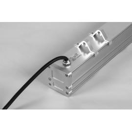 LL-880 Lux светодиодный линейный прожектор, 36W 3000K 230V IP65, 990*50*55mm,