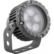 LL-882 Светодиодный прожектор, D95xH130, IP65 5W 85-265V, теплый белый, холодный белый