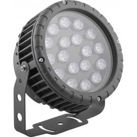 LL-884 Светодиодный светильник ландшафтно-архитектурный Feron 85-265V 18W IP65  2700K , 6400k