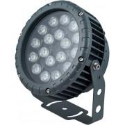 LL-885 cветодиодный прожектор ландшафтно-архитектурный 85-265V 36W RGB IP65