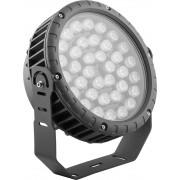 LL-885 Светодиодный прожектор ландшафтно-архитектурный, D230xH260, IP65 36W 85-265V, холодный белый