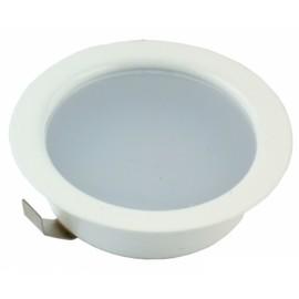 Мебельный светильник СК-50-4W 12V цвет:белый