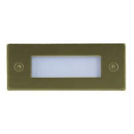 Подсветка для ступеней G 03003, AB (Бронза)