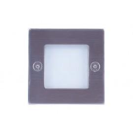 Подсветка для ступеней G 03202, SN (Сатин-никель)