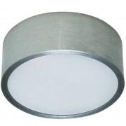 AG 01 - Цвет основания/цвет стекла: WH/MT (натуральный алюминий/белый матовый)