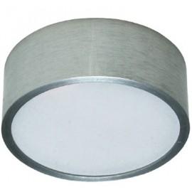 Светильник Светкомплект AG 01 ALUM/MT (натуральный алюминий/белый матовый) MR-16