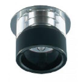 AG 0291 - Цвет основания/цвет стекла: СHR/WH+BK (хром/прозрачный+черный)
