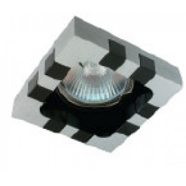 AG 39 - Цвет основания/цвет стекла: ALUM/BK (натуральный алюминий/черный)