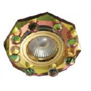AG 741+С - Цвет основания/цвет стекла: G/COLOR (золото/хамелеон)