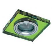 AG 743 - Цвет основания/цвет стекла: ALUM/COLOR (натуральный алюминий/хамелеон)