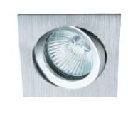 AT 20 - Цвет основания/цвет стекла: ALUM (натуральный алюминий) MR16