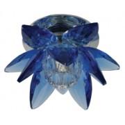 CDY10 - Цвет основания/цвет стекла: CHR/BL (хром/синий)