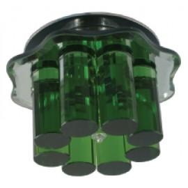 CDY13 - Цвет основания/цвет стекла: CHR/GR (хром/зеленый)