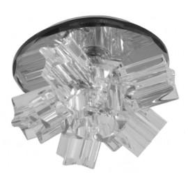 CDY24 - Цвет основания/цвет стекла: CHR/WH (хром/белый)