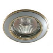 DS 02 - Цвет основания/цвет стекла: PC/G (жемчужный хром/золото)