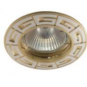 DS 09 - Цвет основания/цвет стекла: PS/PG (жемчужный хром/жемчужное золото)