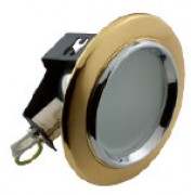 DS 82-4 G9 - Цвет основания/цвет стекла: SG/N (сатин-золото/никель)