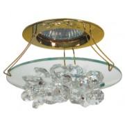 DSC01 - Цвет основания/цвет стекла: G/WH (золото/прозрачный)