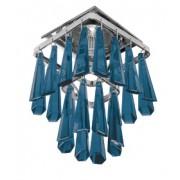 DTC08 - Цвет основания/цвет стекла: CHR/BL (хром/синий)