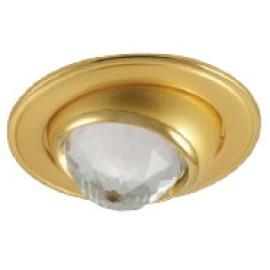 MS 101 A - Цвет основания/цвет стекла: PG/G (жемчужное золото/золото)