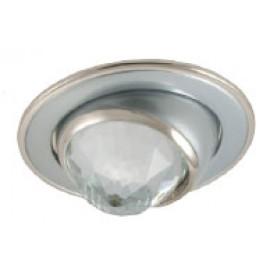 MS 101 A - Цвет основания/цвет стекла: PS/G (жемчужное серебро/золото)