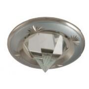 MS 134 A - Цвет основания/цвет стекла: PC/N (жемчужный хром/никель)