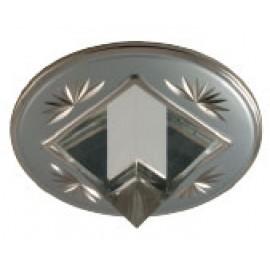 MS 16 A - Цвет основания/цвет стекла: PC/N (жемчужный хром/никель)