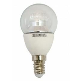 Светодиодная лампа LED G45 E14 A 5.5W