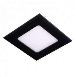 Светодиодная панель DL 05 5W (Черная) STANDART