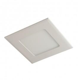 Светодиодная панель DL 08 LED 8W (Белая) STANDART