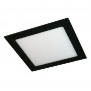 Светодиодная панель DL 17 LED 17W (Черная) STANDART