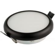 светодиодная панель RDL08 8w BK