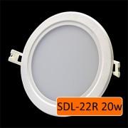 Светодиодная панель SDL-22R 20w