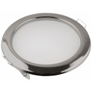 Светодиодный светильник СК-80-6 220v цвет:bk/chr