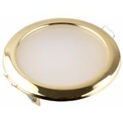 Светодиодный светильник СК-80-6 220v цвет:золото