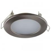 Светодиодный светильник СК-50-4W 12V ультратонкий SN