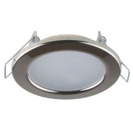 Светодиодный светильник СК-50-4W 12V ультратонкий CHR