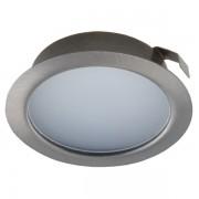 Мебельный светильник СК-50-4W 12V цвет:сатин-никель