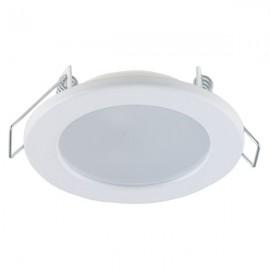 Светодиодный светильник СК-50-4W 12V ультратонкий WH